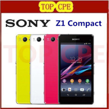 Sony Xperia Z1 Compact Original Unlocked Z1 mini GSM 3G&4G Android Quad-Core 2GB RAM 4.3″ 20.7MP WIFI 16GB rom D5503 Smartphone
