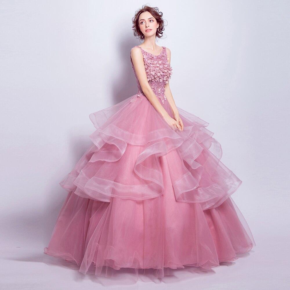 Ángel Vestido de Novia Matrimonio Novia Del Partido de Baile de ...