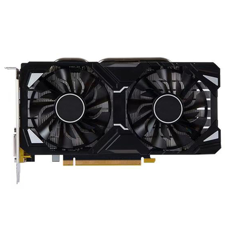 Video Card Gtx1060 Gpu Game Image Card 3G 192Bit Ddr5 Image Hdmi + Dvi-D + Dp Interface Game Desktop image