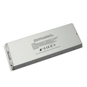 """Image 2 - Özel fiyat pil için Macbook 13 """"MAC A1185 A1181 MA566FE/A MB881LL/A beyaz 55Wh"""