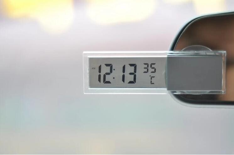 Car Decoration Electronic Meter