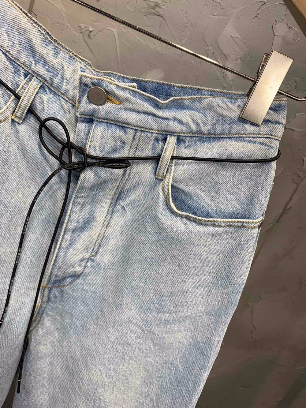 Ddxgz3 Pantalon New Blue Jeans Femmes Décontracté 2019ss qwYf6HH