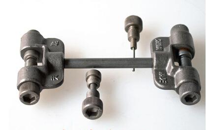 STARPAD Para Quando a ferramenta de reparo da motocicleta é fácil de usar corrente do sincronismo cadeia demolição durável