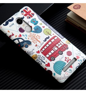 662cdf651 3D Relief Sculpture Shell Silicone Soft Case Cover for Redmi Note 3 free  shipping on Aliexpress.com