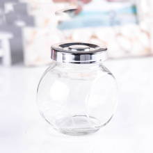 Micro Landscape Ecological Glass Bottle Moss Transparent Air Plant Hanging Glass Vase Ecological Landscape Bottle Vase 5sets 25mm micro landscape ecological glass bottle glass pots with jewelry findings set glass bottle moss diy glass globe set