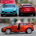 Hot new cars 1:32 urus metal aleación diecast modelo de coche de juguete coche modelo a escala en miniatura emulación de sonido y luz eléctrica