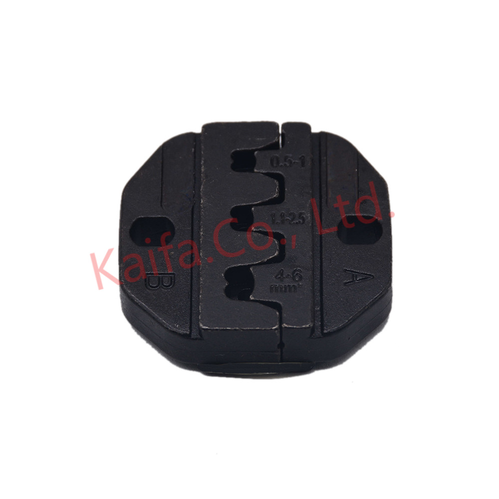 Image 3 - HOT sale high quality   Die Sets   For insulated closed terminals(cap) A03A A06WF A04WFL A03BC A03C A03D A30J A2550GF A101-in Tool Parts from Tools