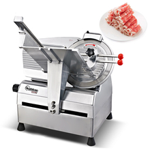 Meat cutting machine commercial beef mutton roll slicing machine electric meat planer automatic planing machine meat cutting 220