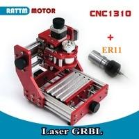 EU DE Delivery CNC 1310 GRBL Control DIY Mini Router Machine Plastic Wood Acrylic Metal Cutting