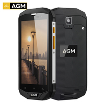 Original AGM A8 IP68 Waterproof Mobile Phone 5 0 3GB RAM 32GB ROM Qualcomm MSM8916 Quad