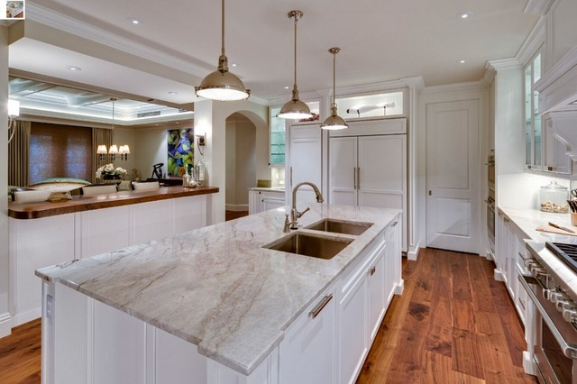2017 solid wood kitchen cabinets discount customized made