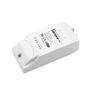 Image 3 - 3PCS Sonoff Pow R2 Power Consumption Measurement Wifi Power Switch Energy Monitoring Device Report Power Usage For Smart Home