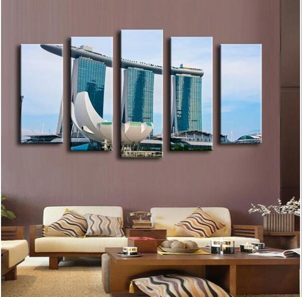 Booking Pool Casino Singapore Wall Painting For Home Decor