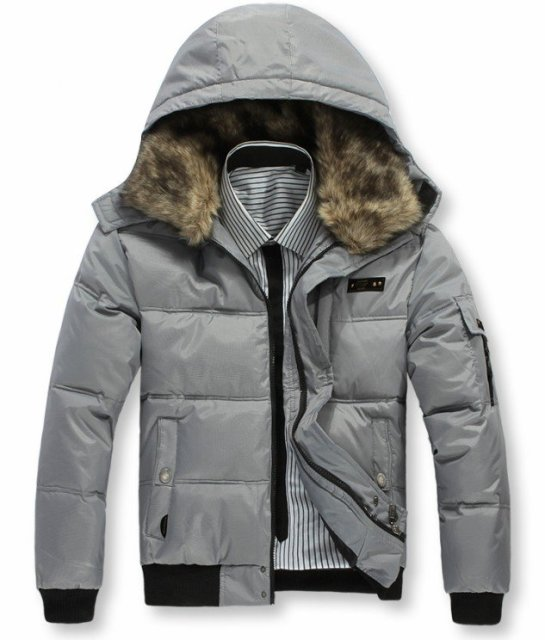 2012 Free Shipping , Men's winter overcoat, Outwear, Winter jacket, 4 colors, M-XXXL, wholesale