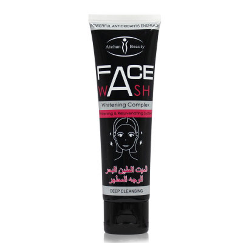 AICHUN Brand Acne Treatment Oil-Control Face Care Deep Cleansing Face Washing Extrator 100g