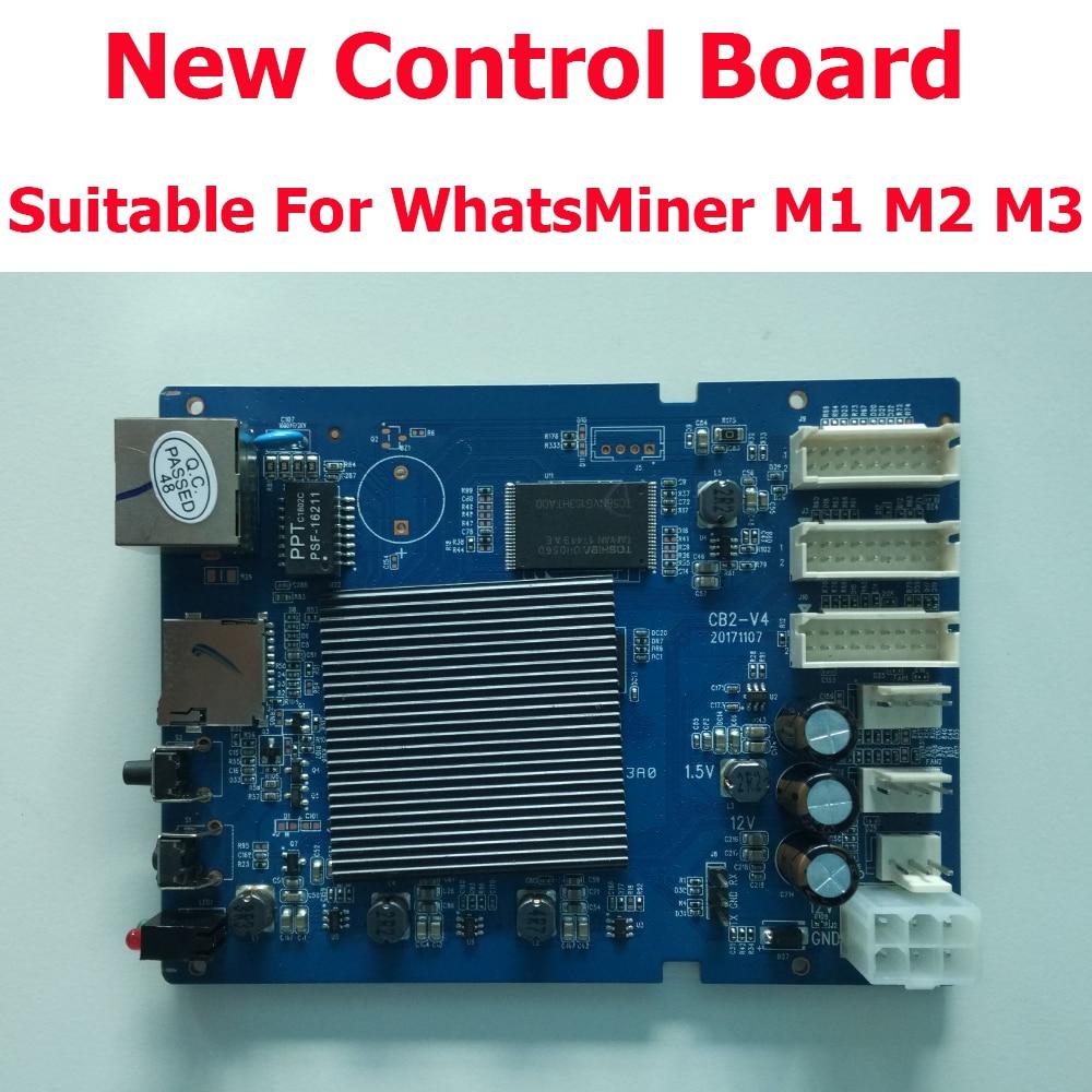 Envío Gratis nuevo Control para Bitcoin Miner WhatsMiner M1 M2 M3 y M3-V2 en Stock