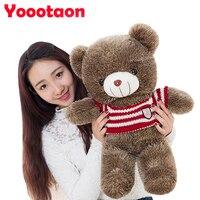 60cm Kawaii Teddy Bear Kids Plush Toys High Quality Baby Toys Stuffed Dolls For Children Free