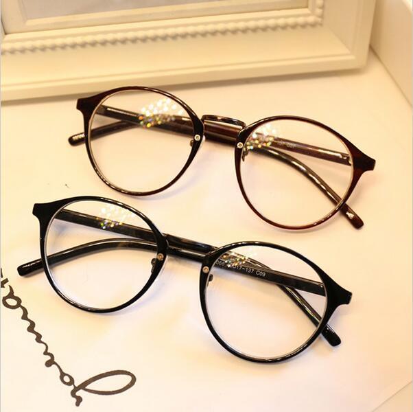 e70a6341227 Cute Style Vintage Glasses Women Glasses Frame Round Eyeglasses Frame  Optical Frame Glasses Oculos Femininos Gafas