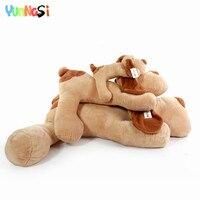 YunNasi мягкие Животные куклы Собака игрушки Моделирование 150 см мягкие плюшевые подушки на день рождения Рождественский подарок для девочек д