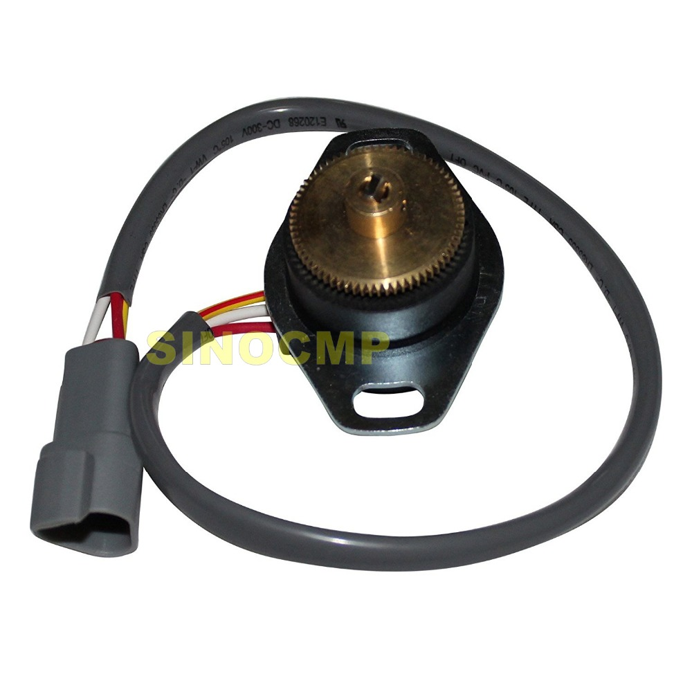 7861-93-4131 Excavator Potentiometer Sensor for Komatsu PC200-77861-93-4131 Excavator Potentiometer Sensor for Komatsu PC200-7
