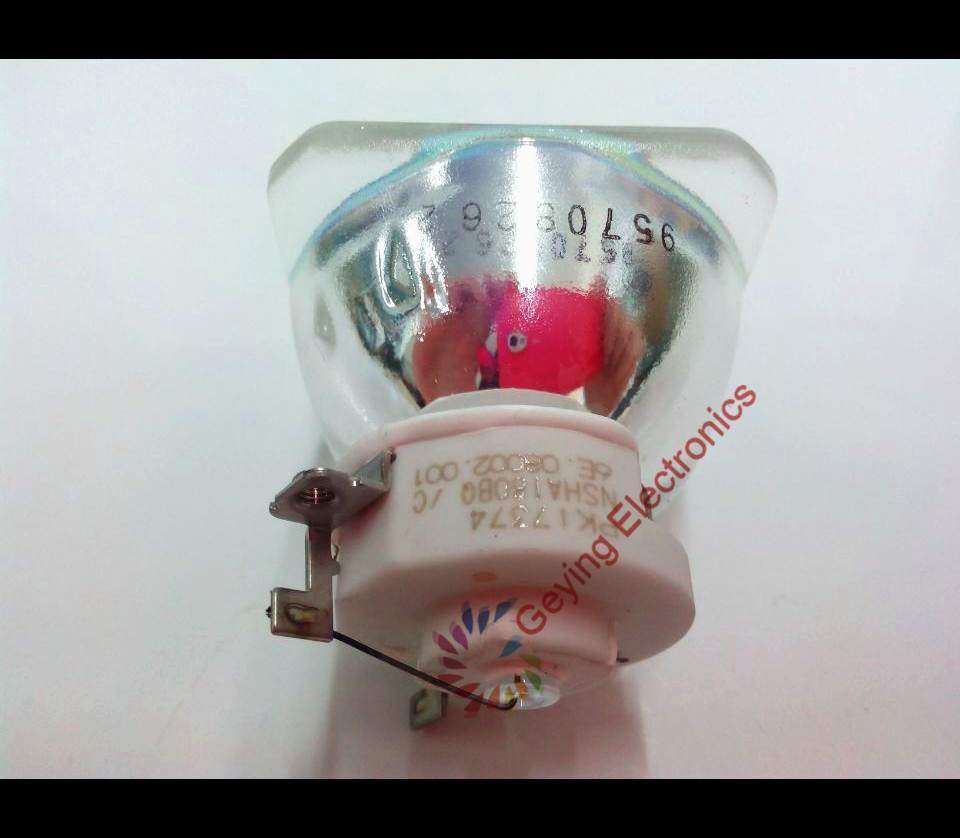 Brand new original projector bare lamp 5J.08001.001 / NSHA 180W for Ben q MP511 with high quality free shipping 5j j9h05 001 original projector bulb for ben q ht1075 h1085st w1070 w1070 w w108st
