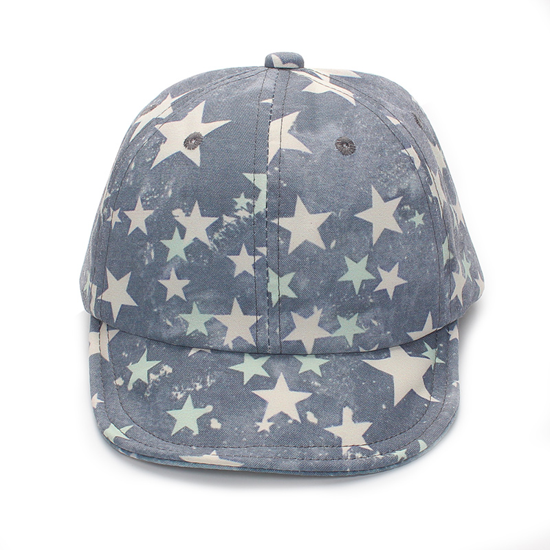 Star Baby Caps Cotton Boys Girls Caps Retro Baseball Sun Cap Spring Summer  Baby Hats For Boy New Girl Hat Baby Photography Props-in Hats   Caps from  Mother ... b5e4c8cf911f