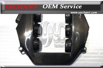Carbon Fiber OEM Kiểu Động Cơ Bìa Phù Hợp Cho 2008-2013 Nissan GTR R35 VR38DETT