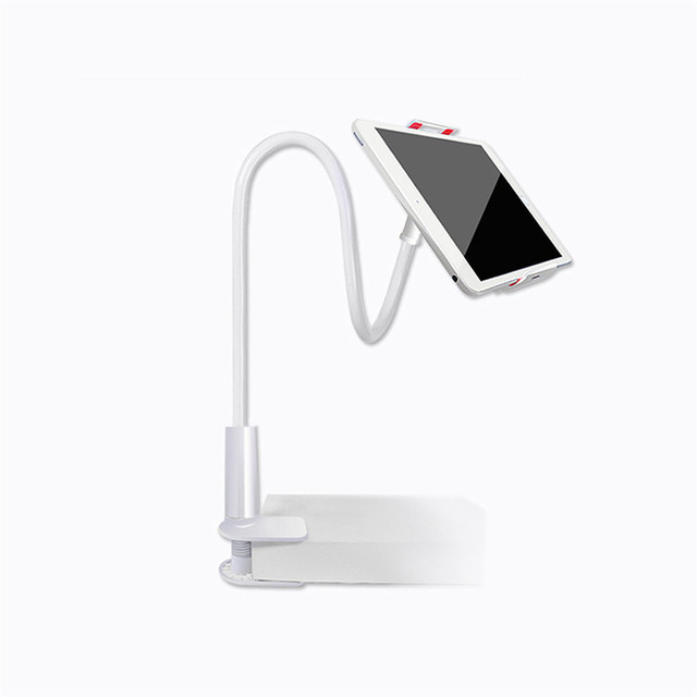 360 Degree Lazy Flexible Tablet Phone Holder Desktop Mount Bracket Stand Rotating For iPad For iphone Samsung Tablet