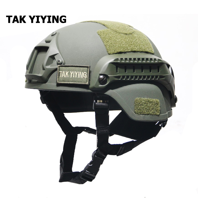 TAK YIYING Mich 2000 Helmet Tactical Accessories Army Combat Head Protector Equipment Airsoft Wargame Paintball fire maple sw28888 outdoor tactical motorcycling wild game abs helmet khaki