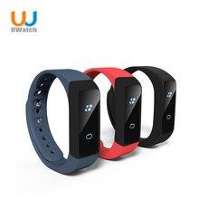 Smart Браслет Bluetooth 4.0 Водонепроницаемый Сенсорный экран Фитнес трекер здоровье Android браслет сердечного ритма Мониторы