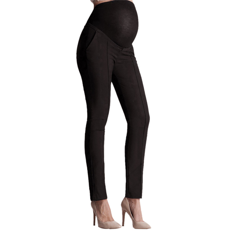 Telotuny Elastic Belly Trousers Pencil Pants Maternity Pregnant Leggings Pants pregnancy maternity clothes clothing leggings D28Telotuny Elastic Belly Trousers Pencil Pants Maternity Pregnant Leggings Pants pregnancy maternity clothes clothing leggings D28