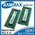 Новый запечатанный SO-DIMM 1333 МГц Ноутбук Баран 2 Г 4 ГБ 8 ГБ Памяти DDR3 PC3-10600 204-контактный/работа с все AMD/intel материнская плата Ноутбука