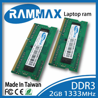 New Sealed SO DIMM 1333Mhz Laptop Ram 2G 4GB 8GB Memory DDR3 PC3 10600 204 Pin