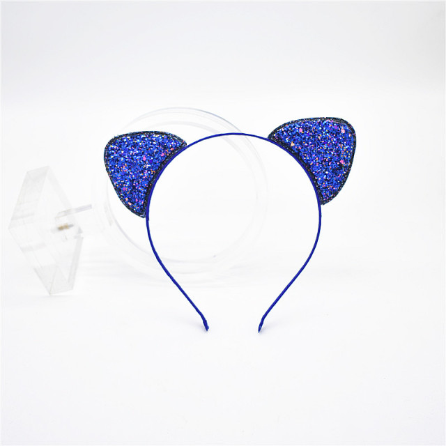 Children's Cat Ears Shaped Headband