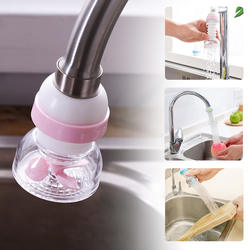 Новорожденных ванная комната воды Saver детская руководство Groove для Ручная стирка фруктов и приспособление для сада кран Extender ванны