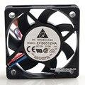 Original EFB0512HA 5010 12 V 0.15A 5 CM velocidad del ventilador ventilador de la CPU