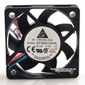 Original EFB0512HA 5010 ventilador CPU ventilador 12 V 0.15A 5 CM velocidade