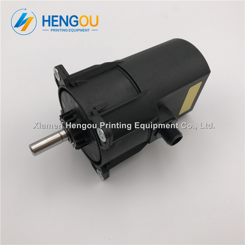 1 Piece China post free shipping SM52 SM74 SM102 CD102 motor 61.144.1121 61.144.1121/03 and 1 Piece MOE black gripper part(China)