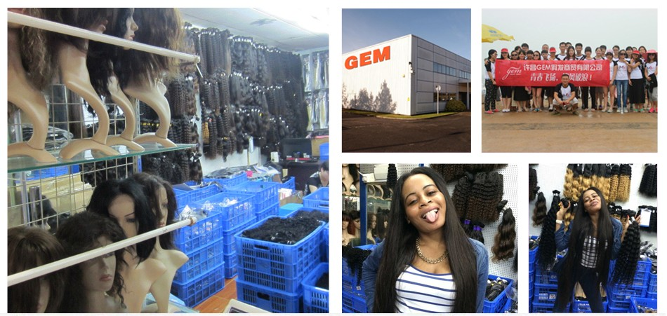 12 Our Factory and large instock hair products