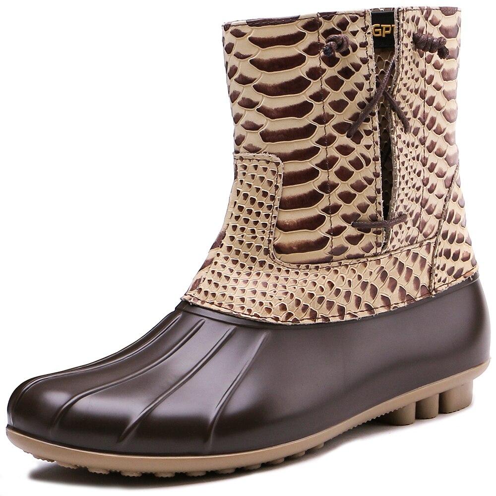 waterproof garden boots