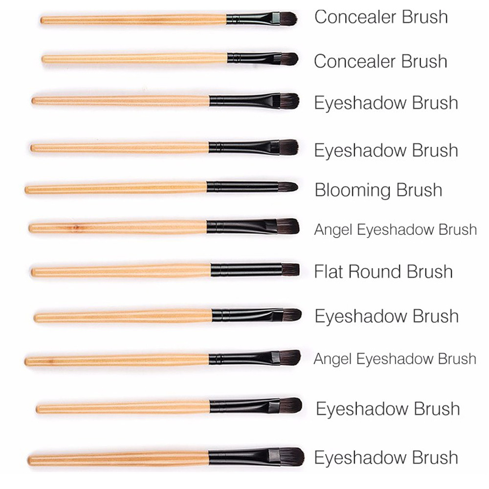 How to use the brush how to use type