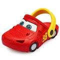Мальчики Colgs автомобиль характер светло-до сандалии пляжная обувь для детей сабо крест , чтобы 2 - 6 лет
