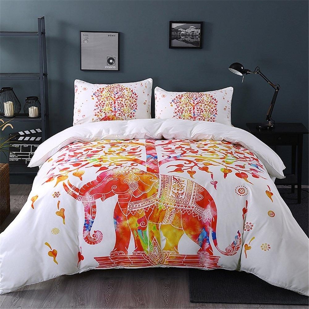 Tienda Online RECORRIDO CALIENTE Elefante Mandala de Cama Duvet ...