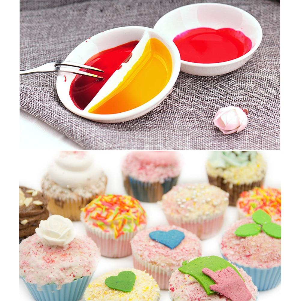 30 Ml Kue Makanan Mewarnai Kue Pewarna Dekorasi Warna Untuk Fondant