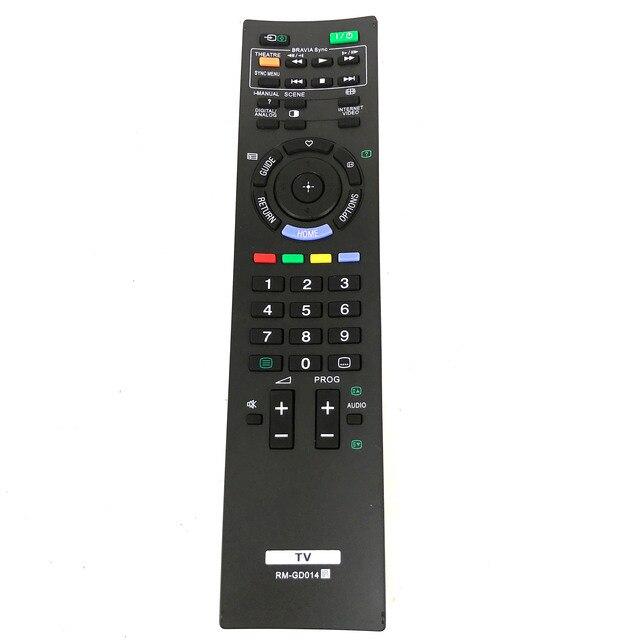 NOUVELLE télécommande Pour SONY LCD LED TÉLÉVISION HDTV RM-GD014 KDL-55HX700 46HX700 46EX500 40HX700 40EX500 40EX400 KDL-32EX500 32EX400