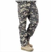 2016 Jacket Men High Quality Lurker Shark Skin Soft Shell TAD V 4 0 Military Pants