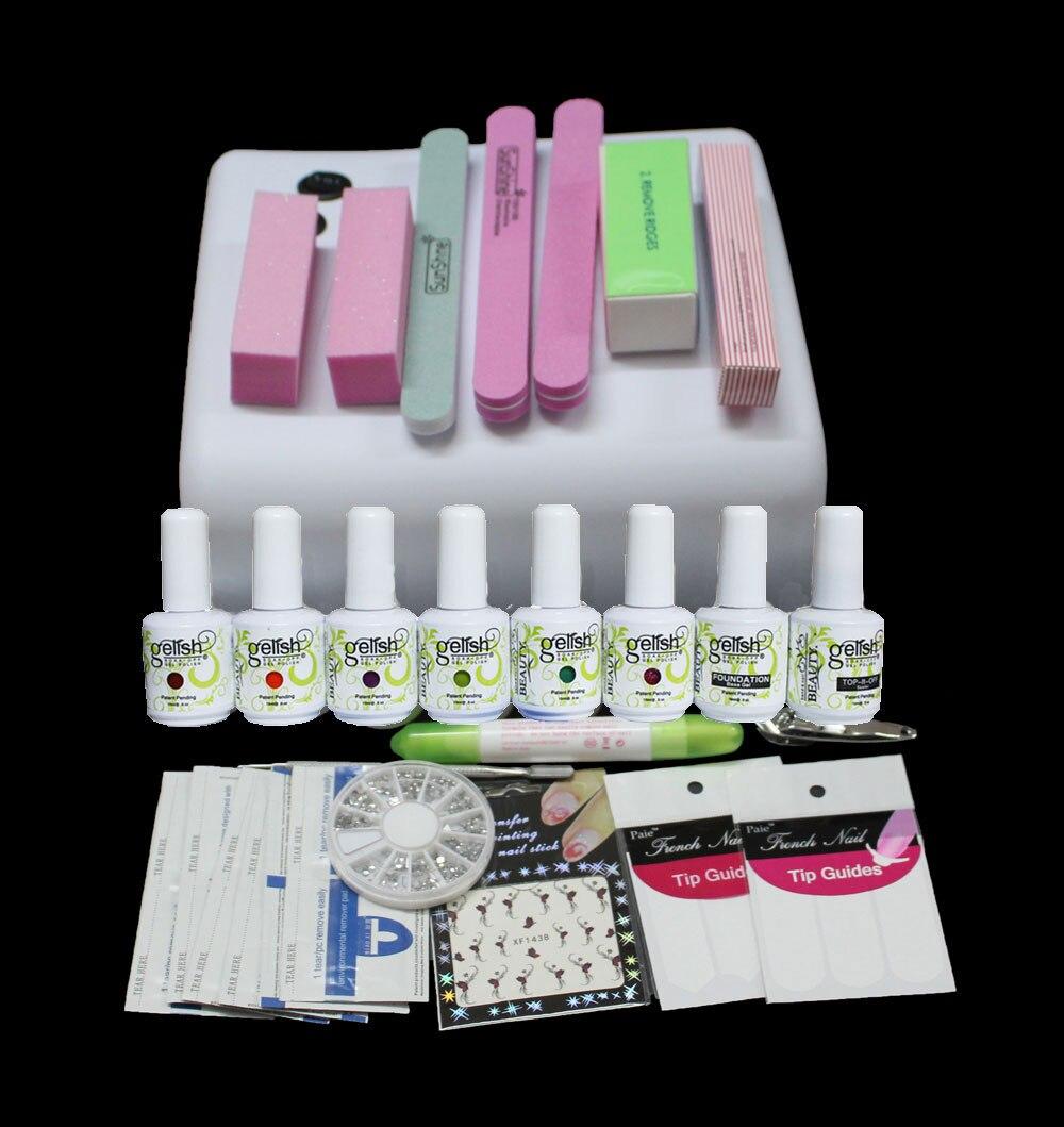 FT 73 High quality uv gel nail polish kit ,gel nail polish kit ,uv ...