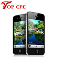 In sealed box Original iPhone 4 8gb/ 16GB/32G IOS ROM 3.5 inches 5MP Camera WIFI GPS Cell Phone add glass protector film as gift