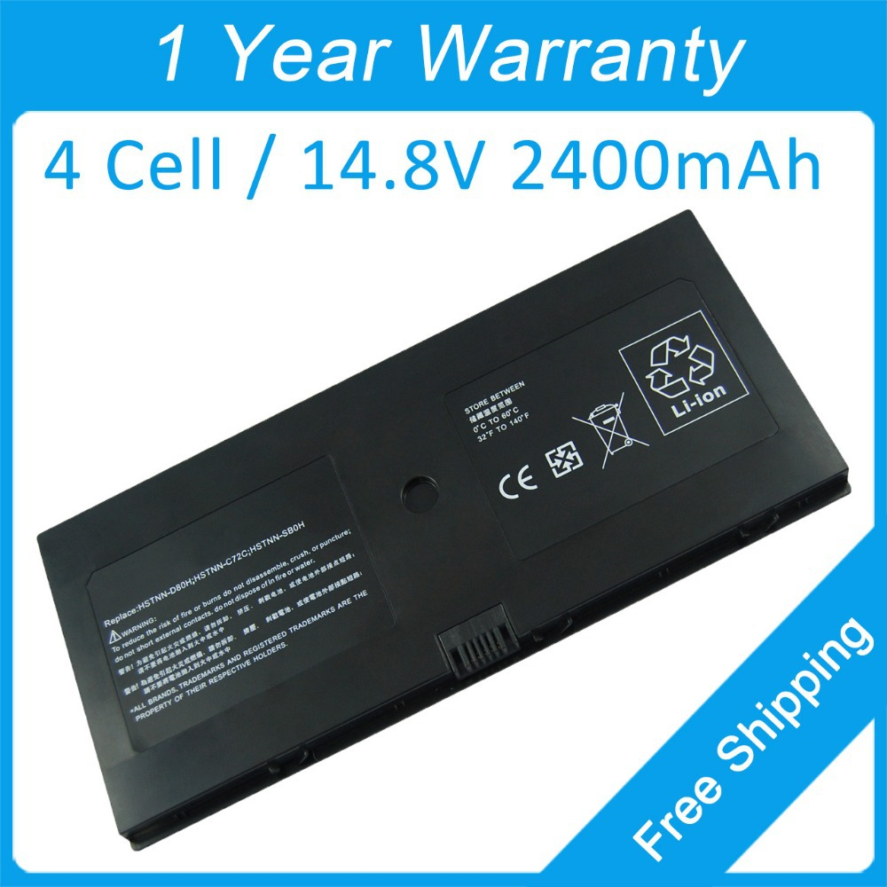 4 cell 2400mah laptop <font><b>battery</b></font> for <font><b>hp</b></font> <font><b>probook</b></font> <font><b>5310M</b></font> 5320m AT907AA BQ352AA FL04 FL04041 538693-961 image