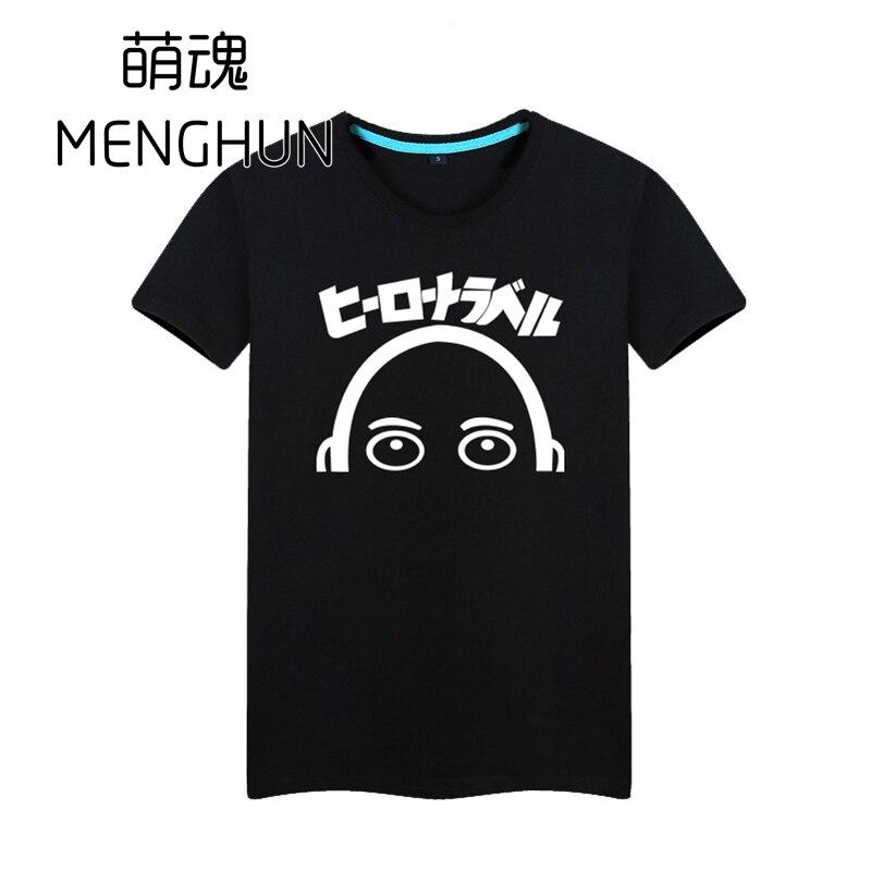 Bir punch man isti yeni animasiya 2017 anime t-shirt Saitama hissi - Kişi geyimi - Fotoqrafiya 5